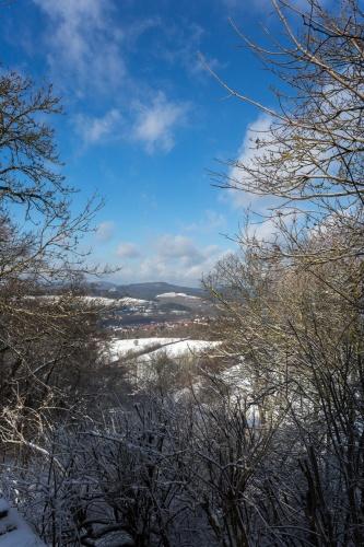 Blick vom Battenstein Richtung Hilders