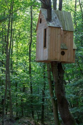 Laura Lio, houses-nests (Alfabeto-abeto)-7