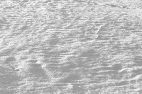 Schnee-Schatten