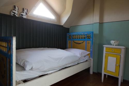 asta-Nielsen-Haus Schlafkammer