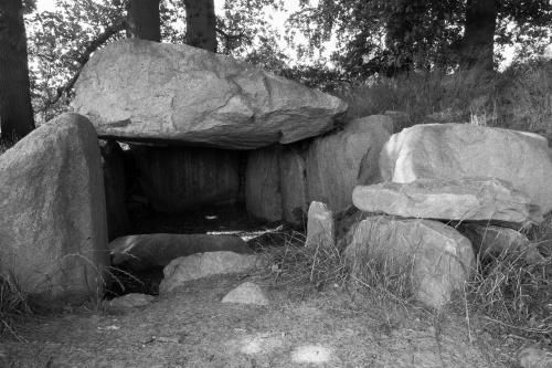 Grosssteingrab Lancken 1