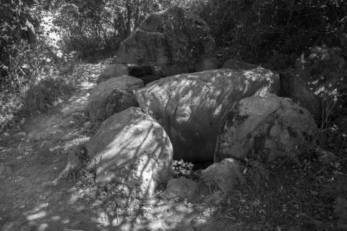 Grosssteingrab Lancken 4-2