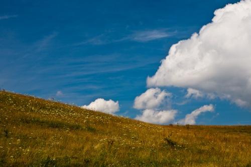 Wolken ueber Moenchgut