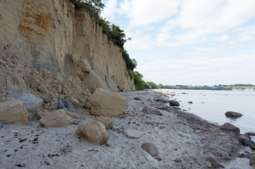 Erosion an der Kreidekueste-14