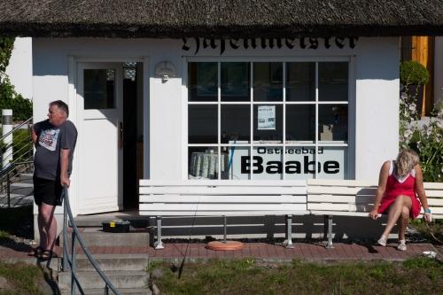 Hafenmeister Baabe