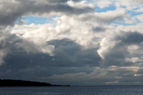 Wolken - Wasser 3
